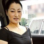 関西弁でナンパ即ハメドキュメント【藍原かおる】50歳でTバックがまたエロい!
