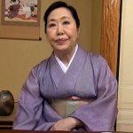 七十路でAVデビュー!城美香70歳おばあちゃんの垂れたオッパイを揺らしてカメラの前で初イキ!!