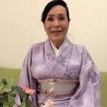 72歳渡辺さゆり老婆が初めて出演したAVで潮吹きオマンコに大量中出し!
