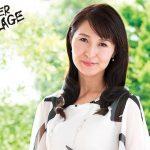 北川礼子43歳 肋骨が浮き出るようなスレンダー四十路妻がビクビク痙攣イキ!