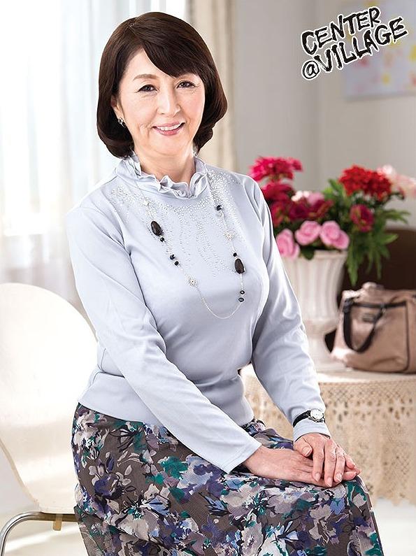 杉本秀美62歳AVデビュー