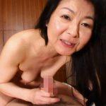 ムッチリとしたお尻を持つ林幸恵・60歳義母と禁じられたセックス【親子丼】