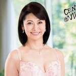 恥ずかしがり屋でイキやすい五十路熟女、白山葉子52歳デビュー作