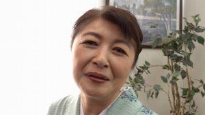 めちゃ可愛い還暦熟女 野沢登代60歳ノーパンノーブラ着物姿でAVデビュー